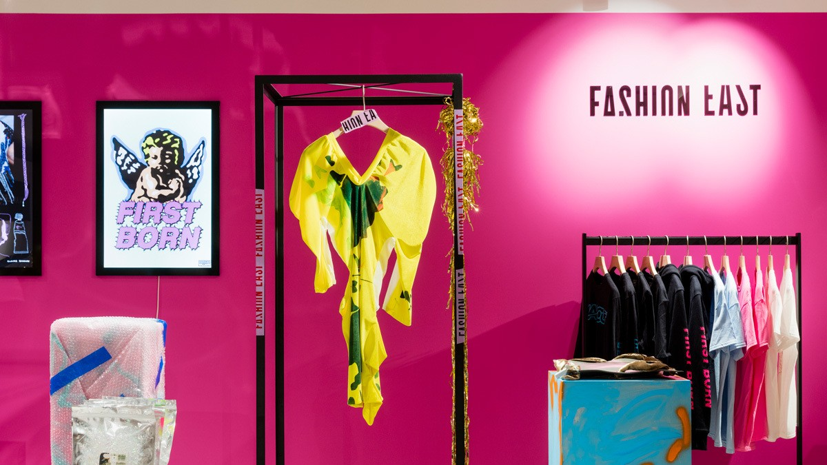 exclusive: fashion east gets its very own pop-up in selfridges