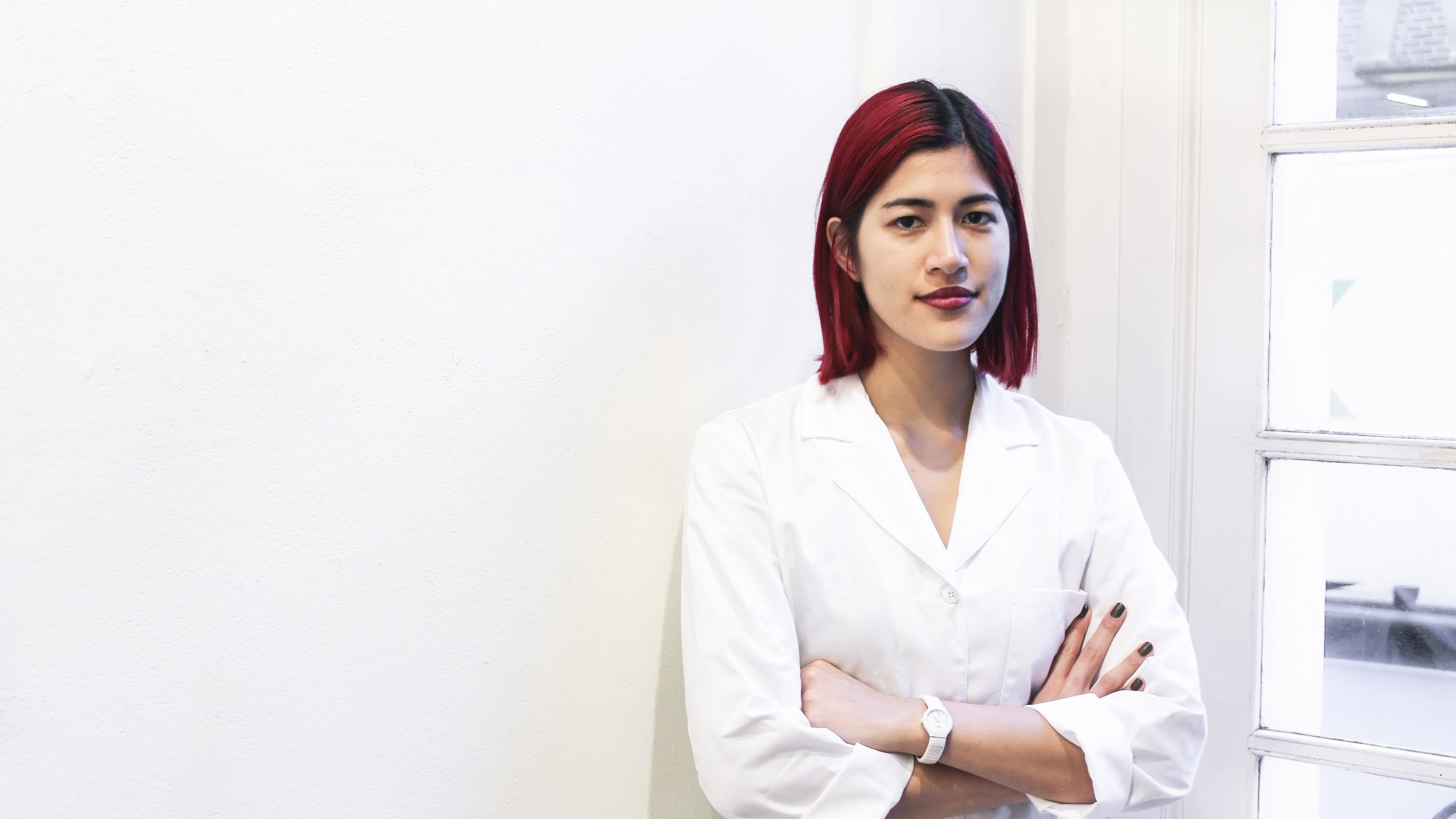 dr. emma sulkowicz is healing her patients (and haters) with art