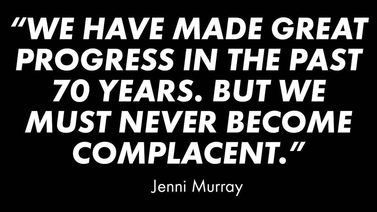 jenni murray of woman's hour on the show's importance