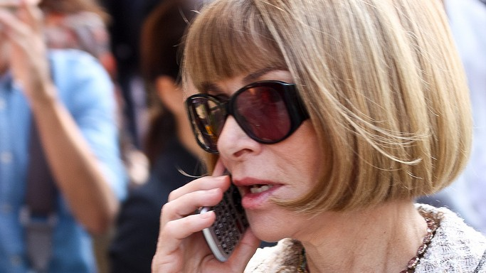 ocean's eight: ​anna wintour reported to be appearing in met gala scene