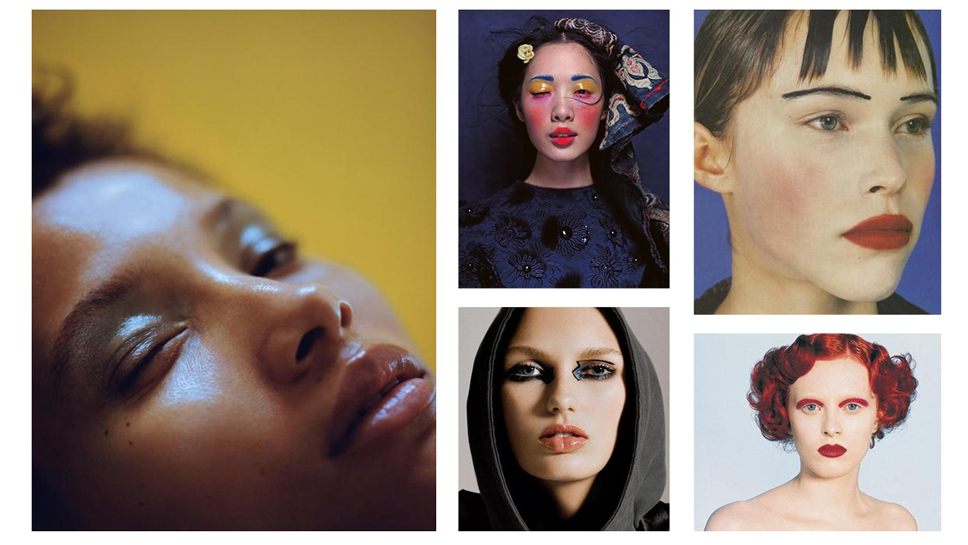 beauty lessons from the i-D archives