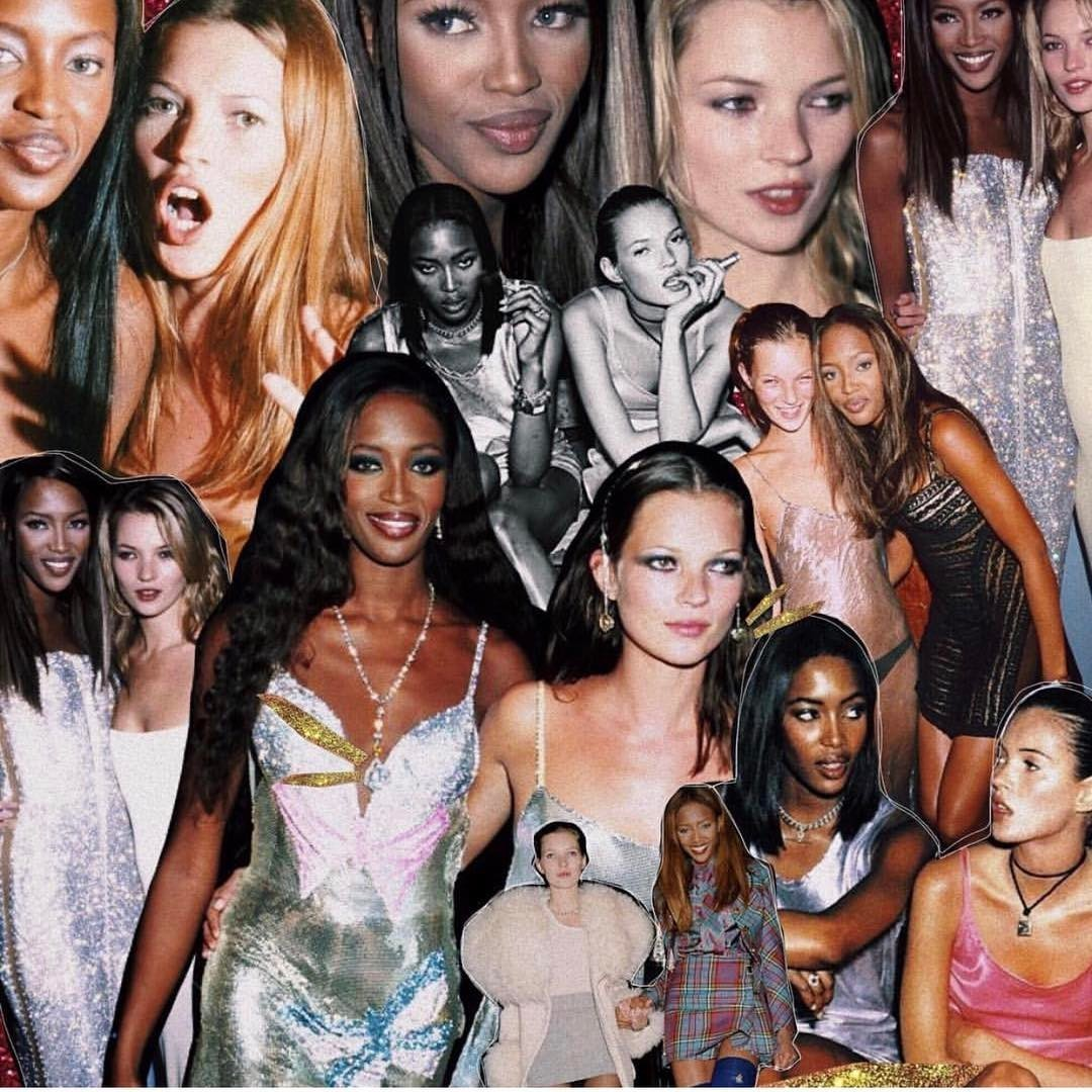 naomi campbell sends kate moss a perfect birthday message ...