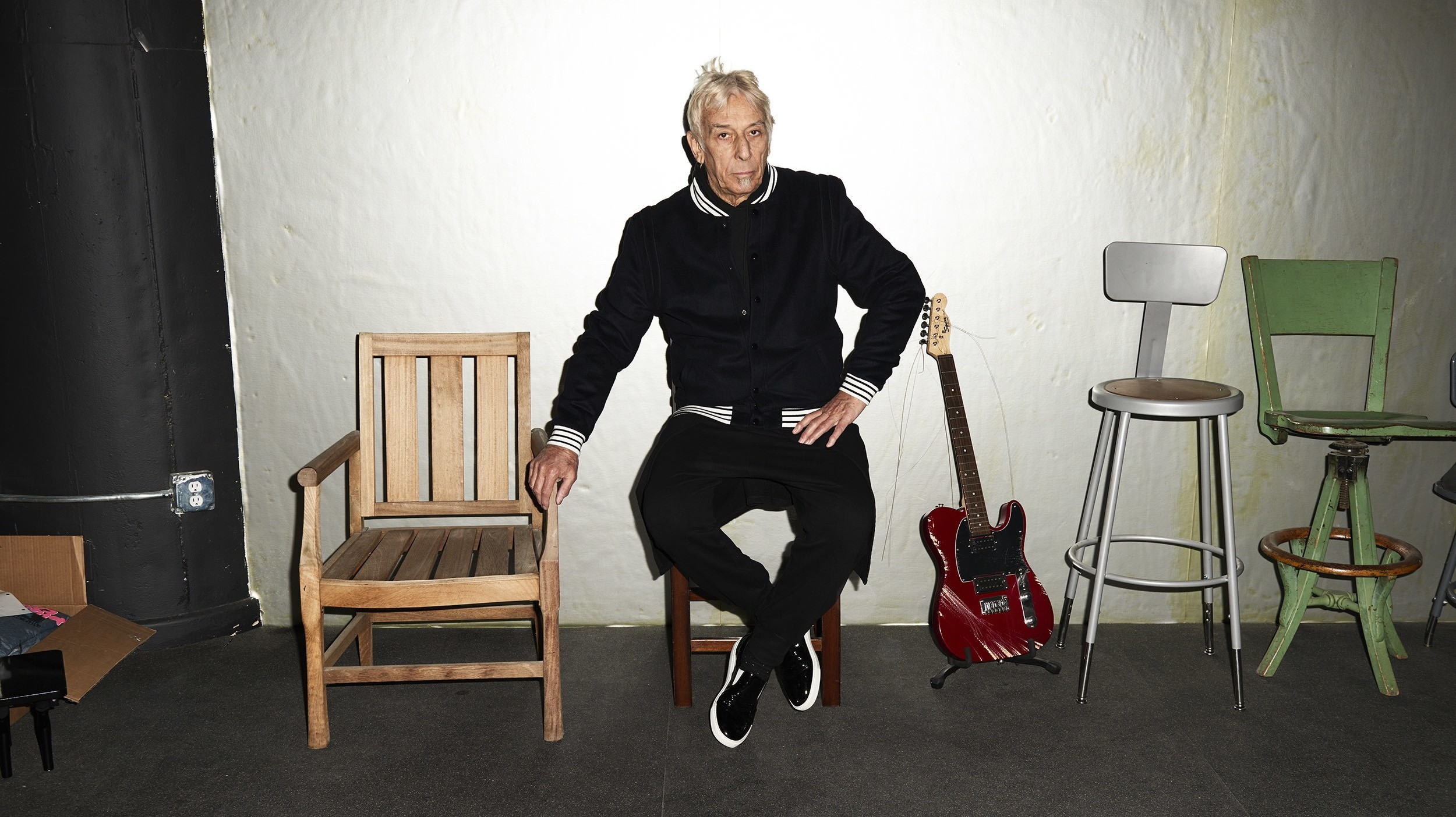 the velvet underground's john cale on protest fashion in the age of trump