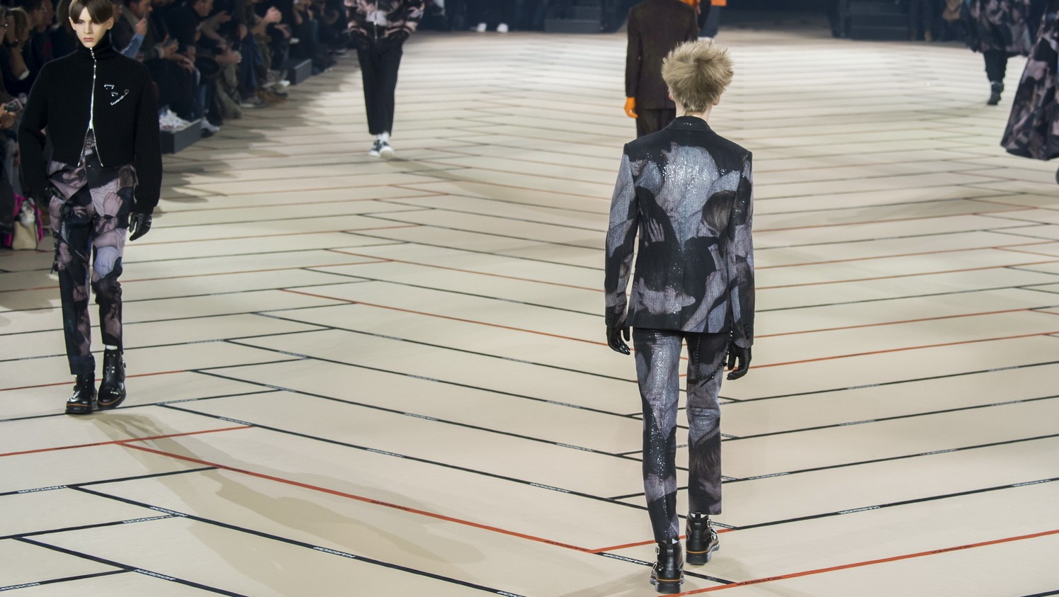 get the party started: day four at paris men's shows