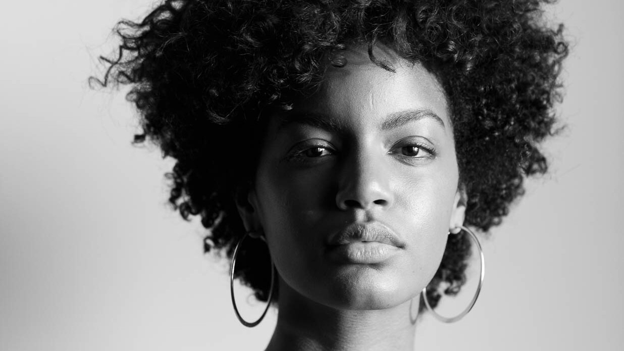 ebonee davis opens up about the realities of working as a black model in fashion