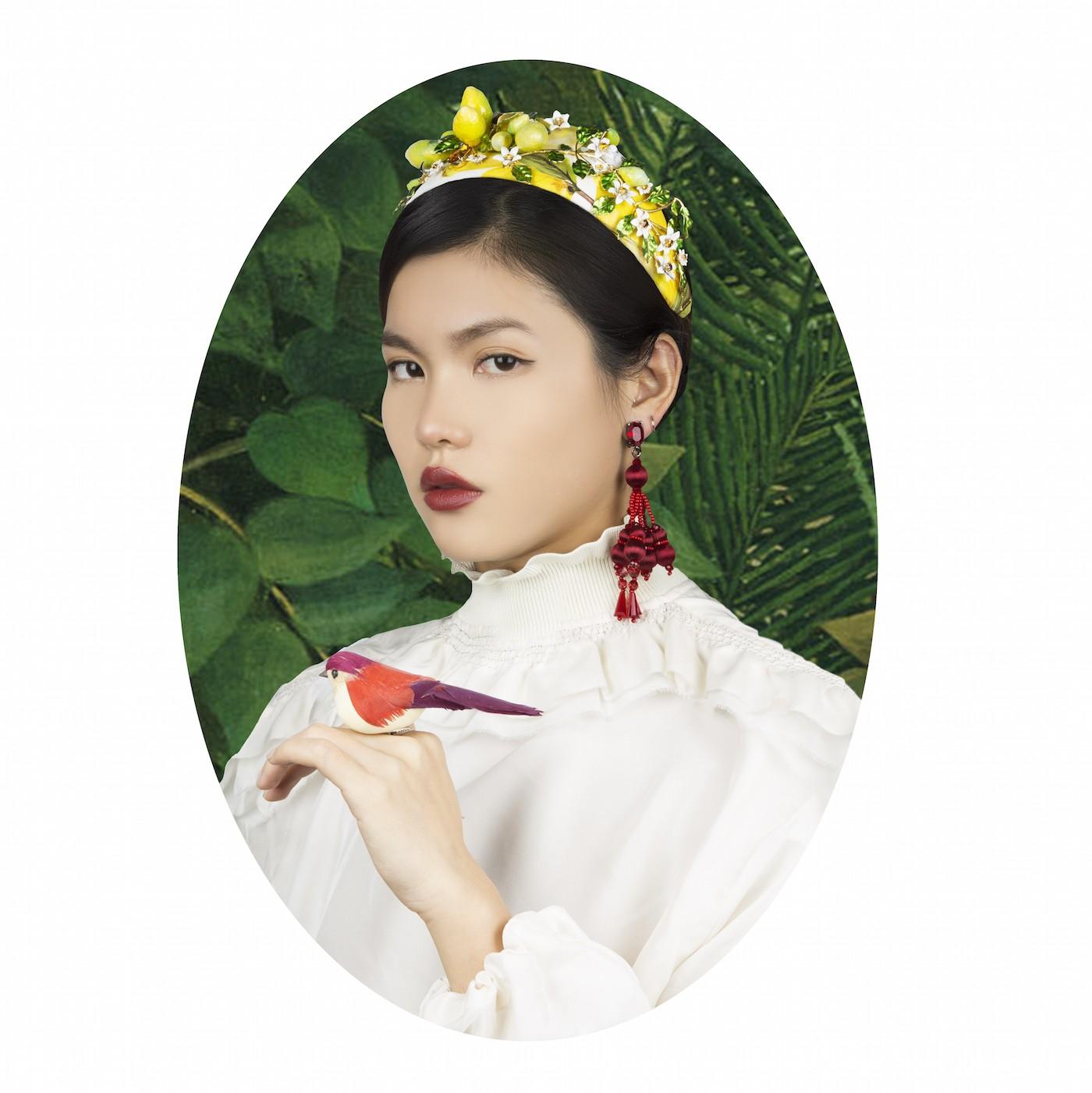 hailun ma's radical renaissance portraits of asian women ...