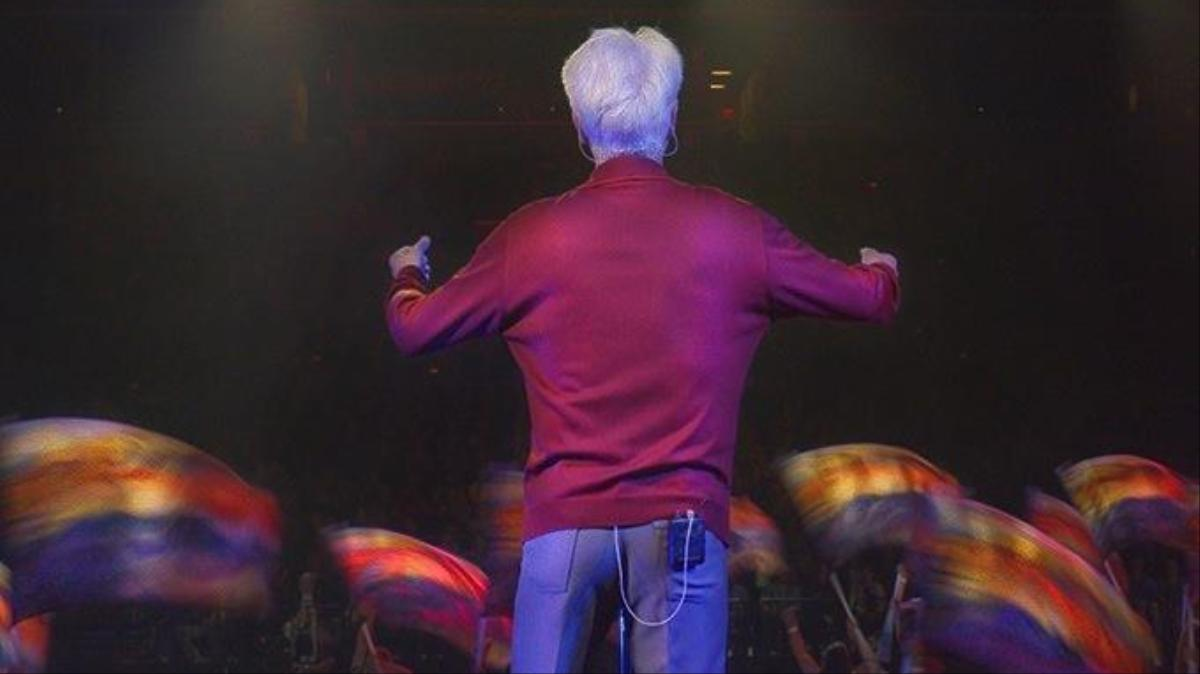 Articles about color guard -  Watch The First Trailer For David Byrne S Contemporary Color Featuring St Vincent And