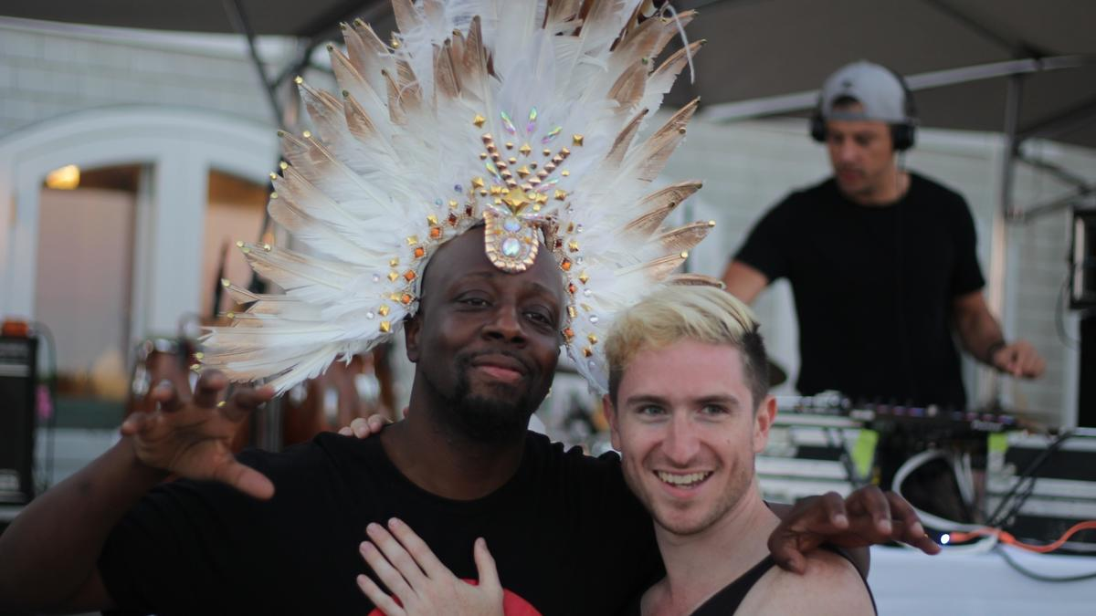 premiere: wyclef jean talks teaming up with walk the moon for 'holding on the edge'