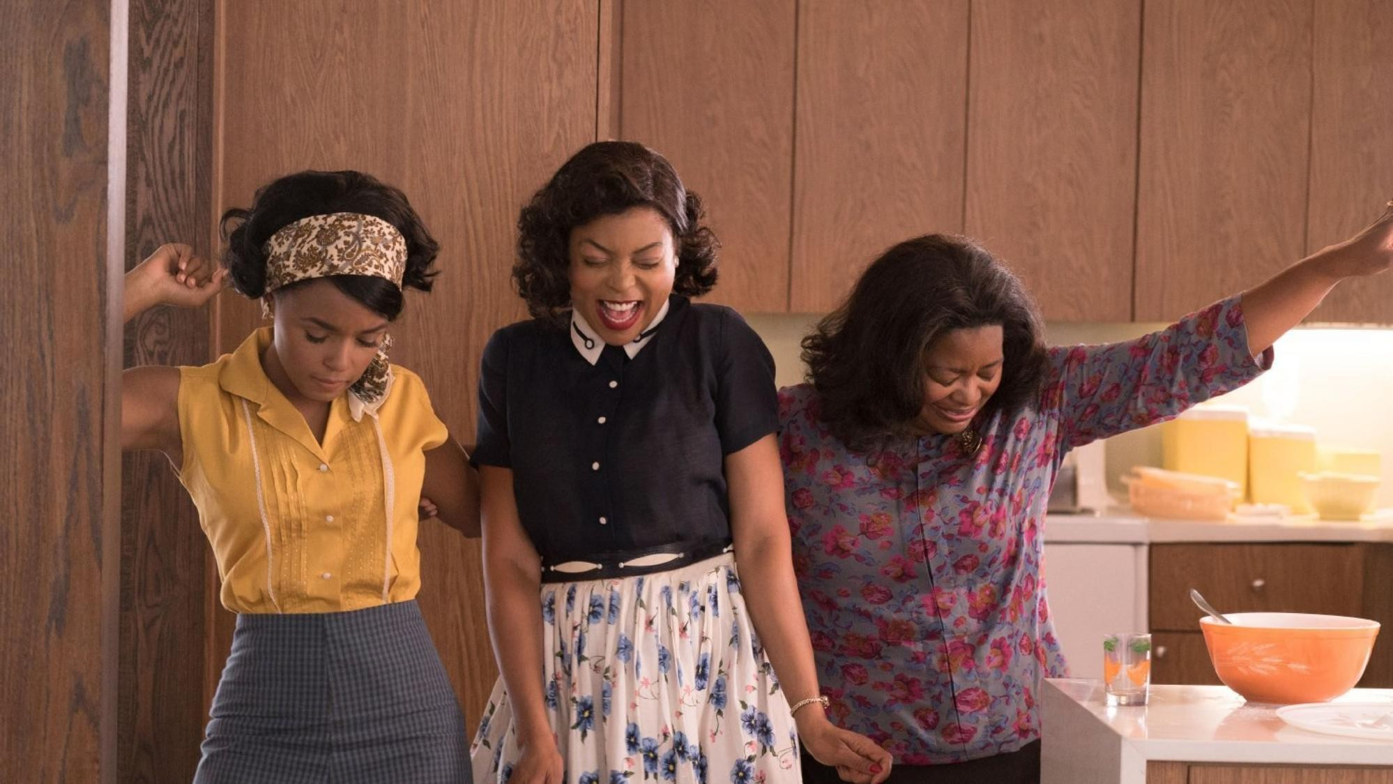 'hidden figures' overtakes 'la la land' as the oscars' highest grossing best picture nominee