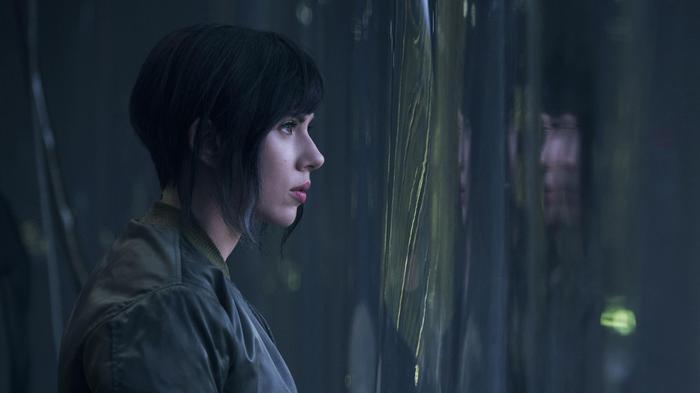 scarlett johansson discusses the whitewashing in 'ghost in the shell'