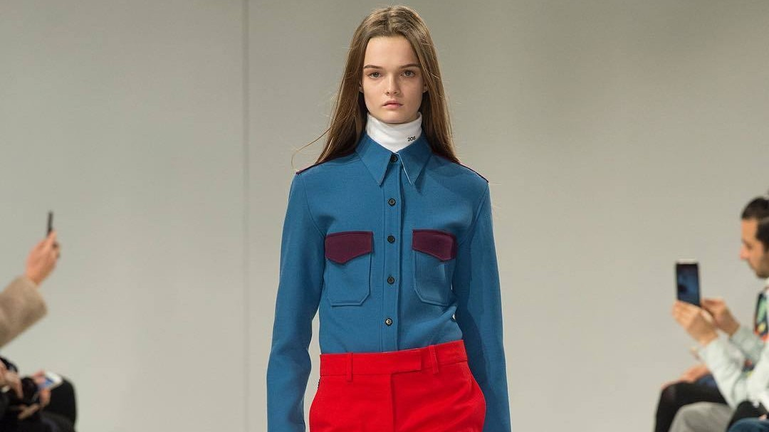 ​pervy macs and cowboy tailoring: five things to know about raf simons's calvin klein debut