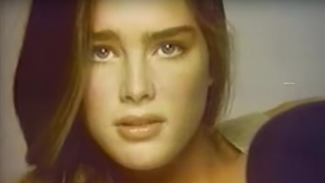 brooke shields hints at collaboration with raf simons' calvin klein