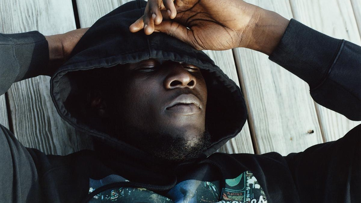 stormzy drops 'ultralight beam' cover, reflects on the brits diversity scandal