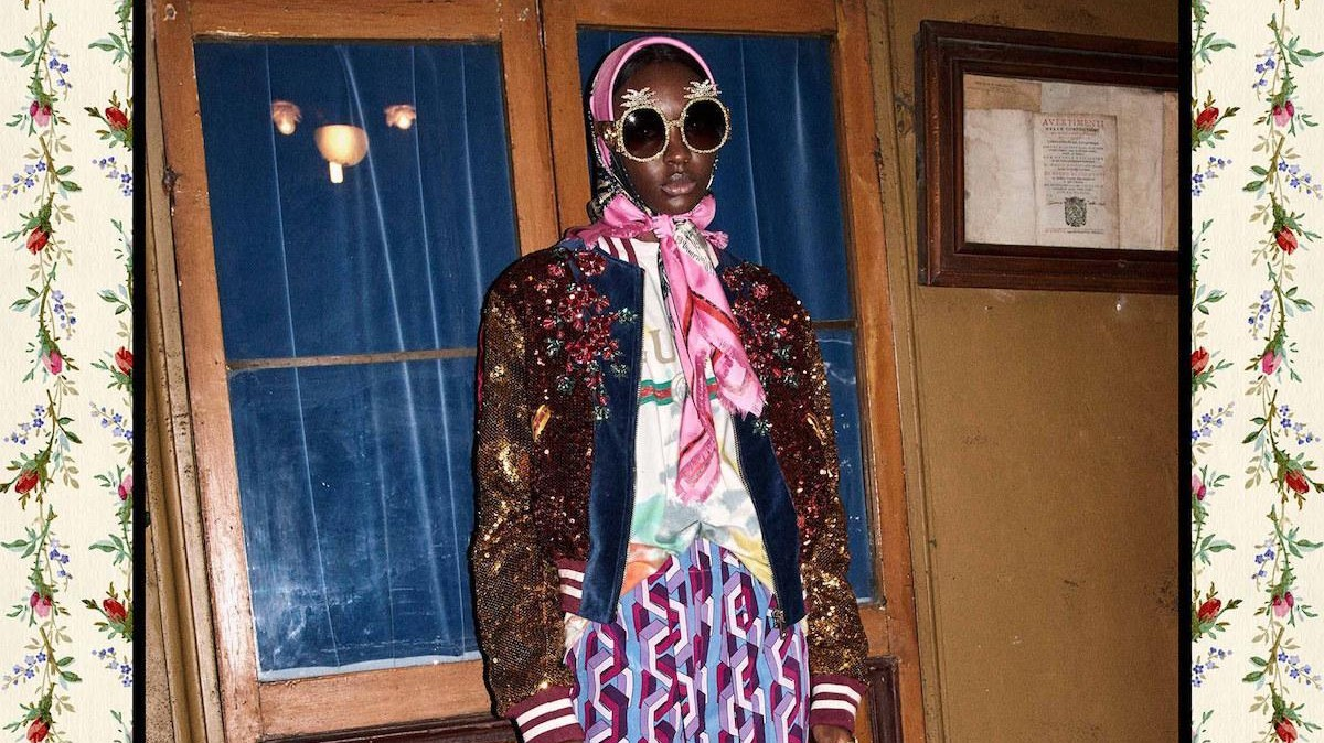 how gucci is working toward its commitment to diversity