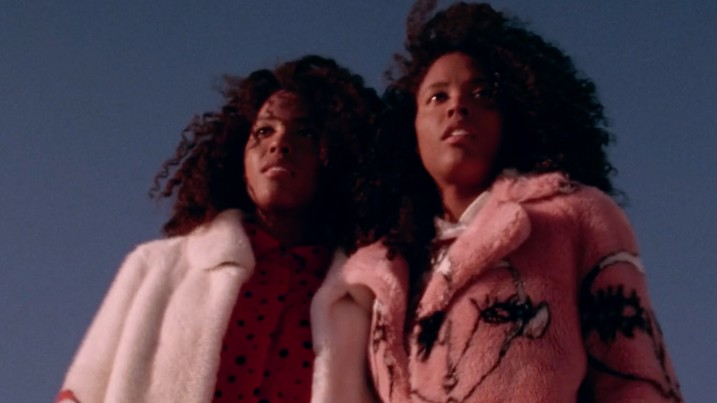 shrimps' new fashion film is a tale of school girl innocence and adventure