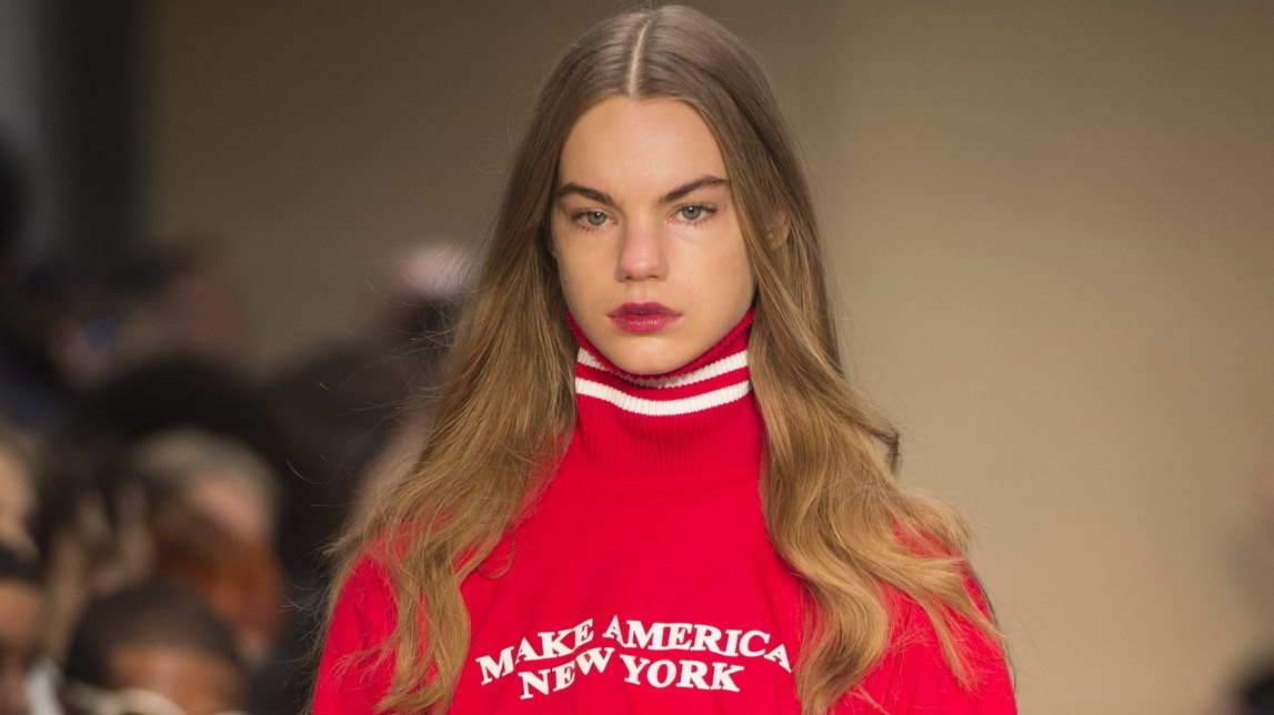 why fashion's protest trend needs to last longer than one season