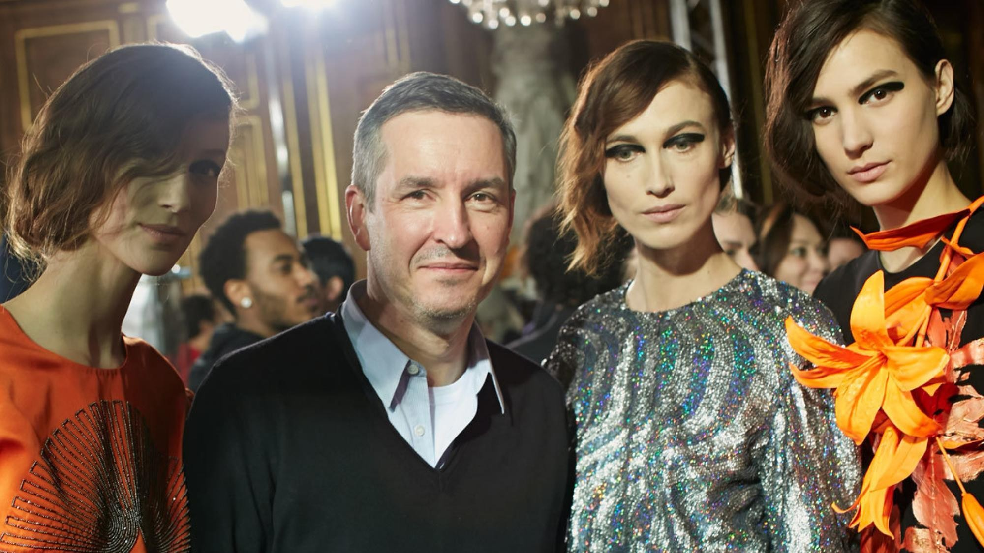 ​watch the first trailer for the dries van noten documentary