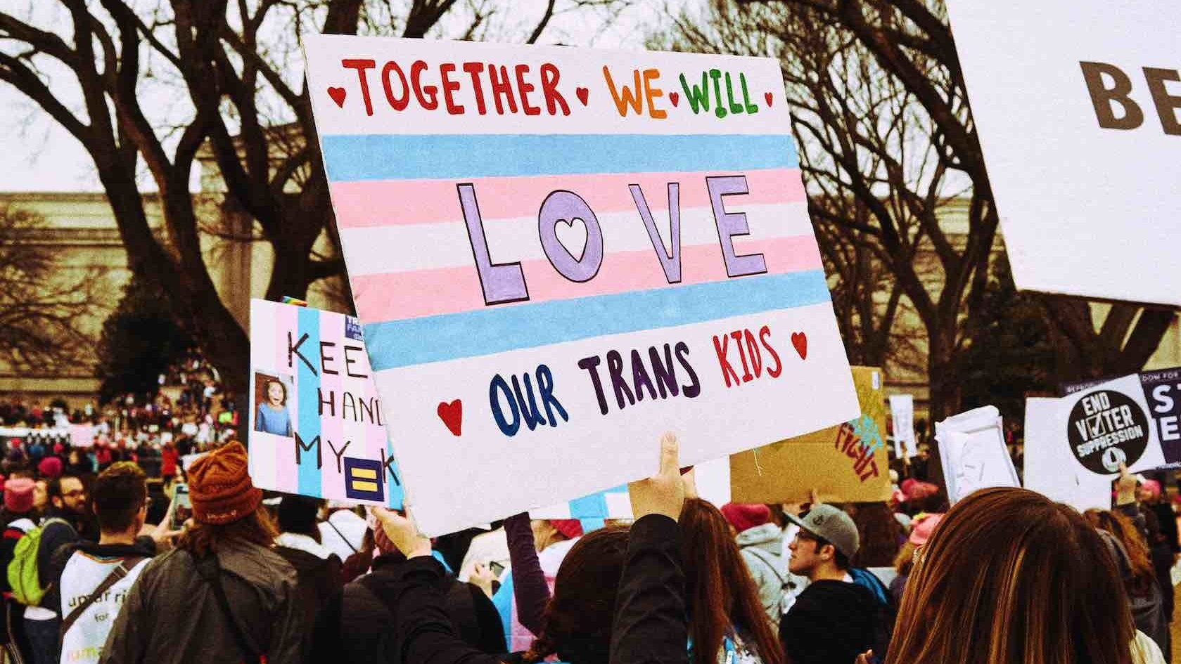 protect trans kids, and save us all