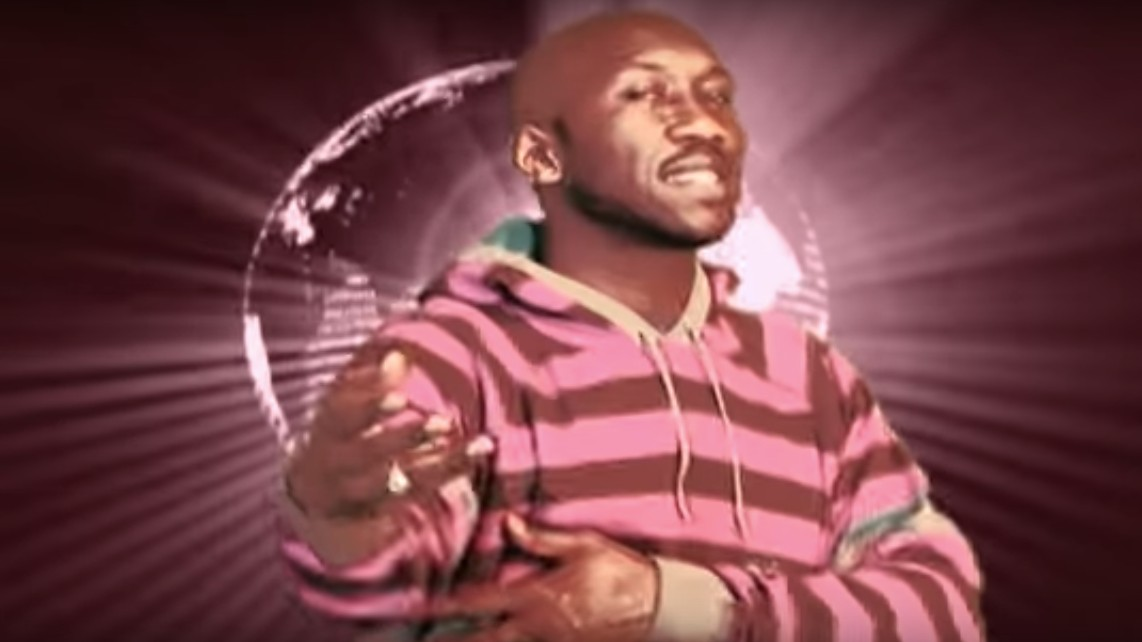 before he was an oscar winner, mahershala ali was a rapper