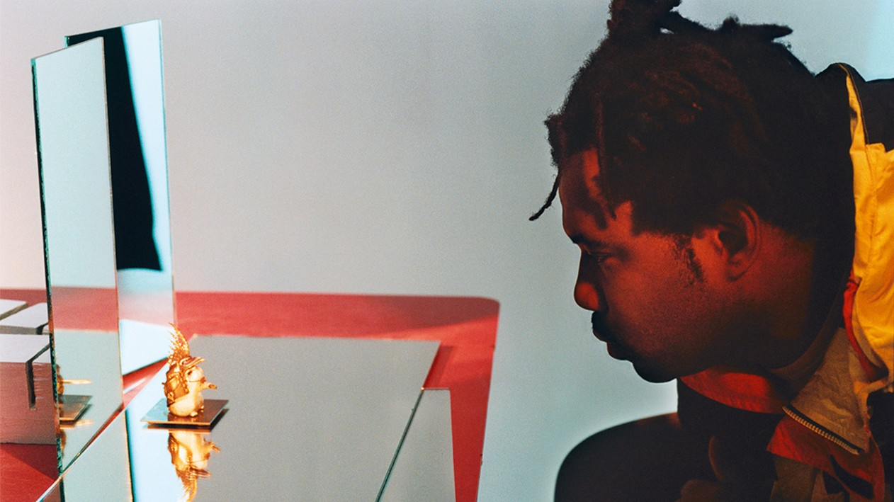 love, life and loss: reflecting on the process of sampha sisay