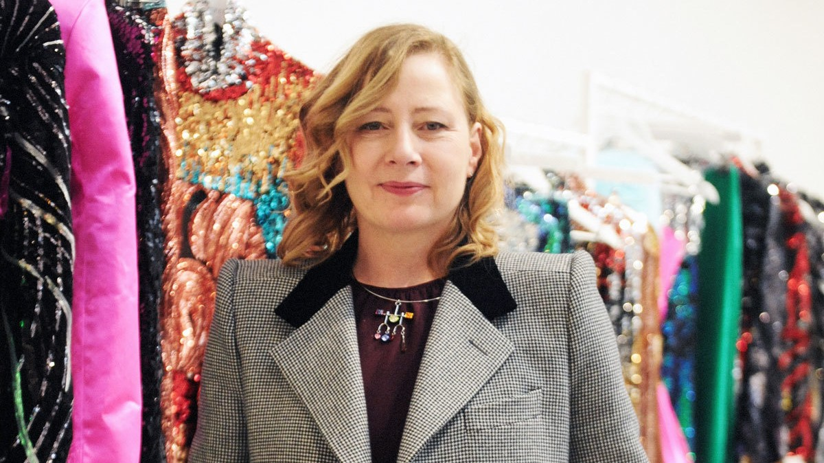 ​sarah mower mbe on the continued importance of london showrooms