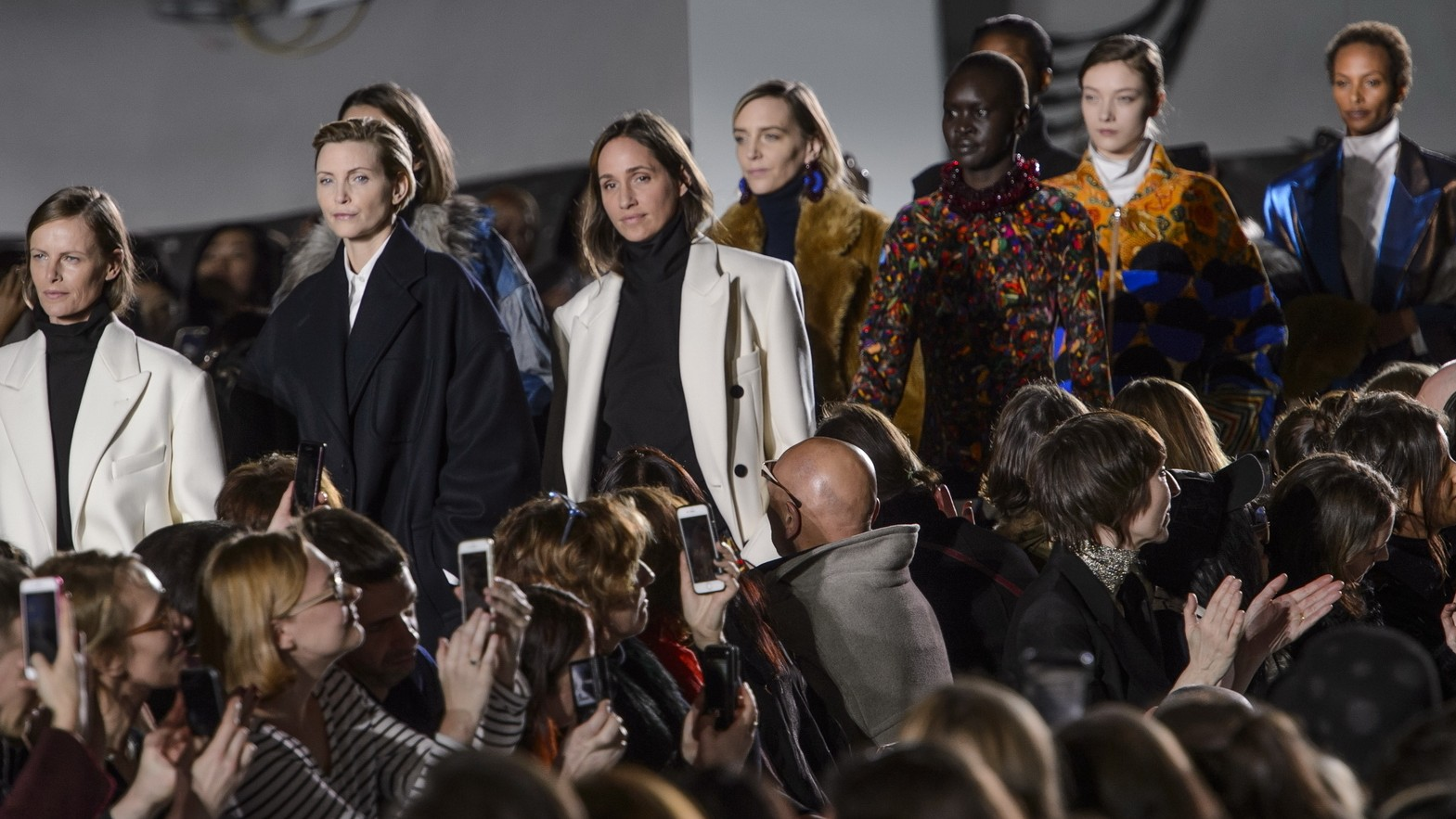 what becomes an icon most? dries van noten and maison margiela at paris fashion week