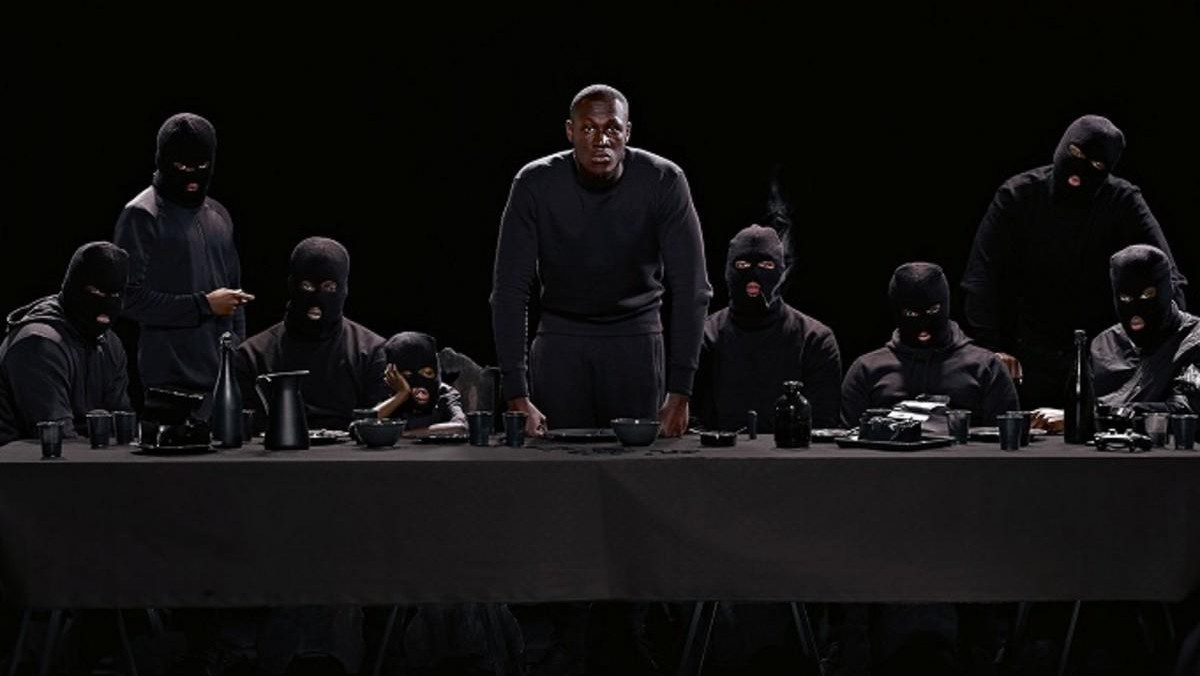 stormzy's 'gang signs & prayer' debuts at number one in the uk charts