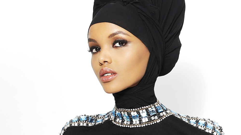 hijabi model halima aden on her hopes for fashion and the future
