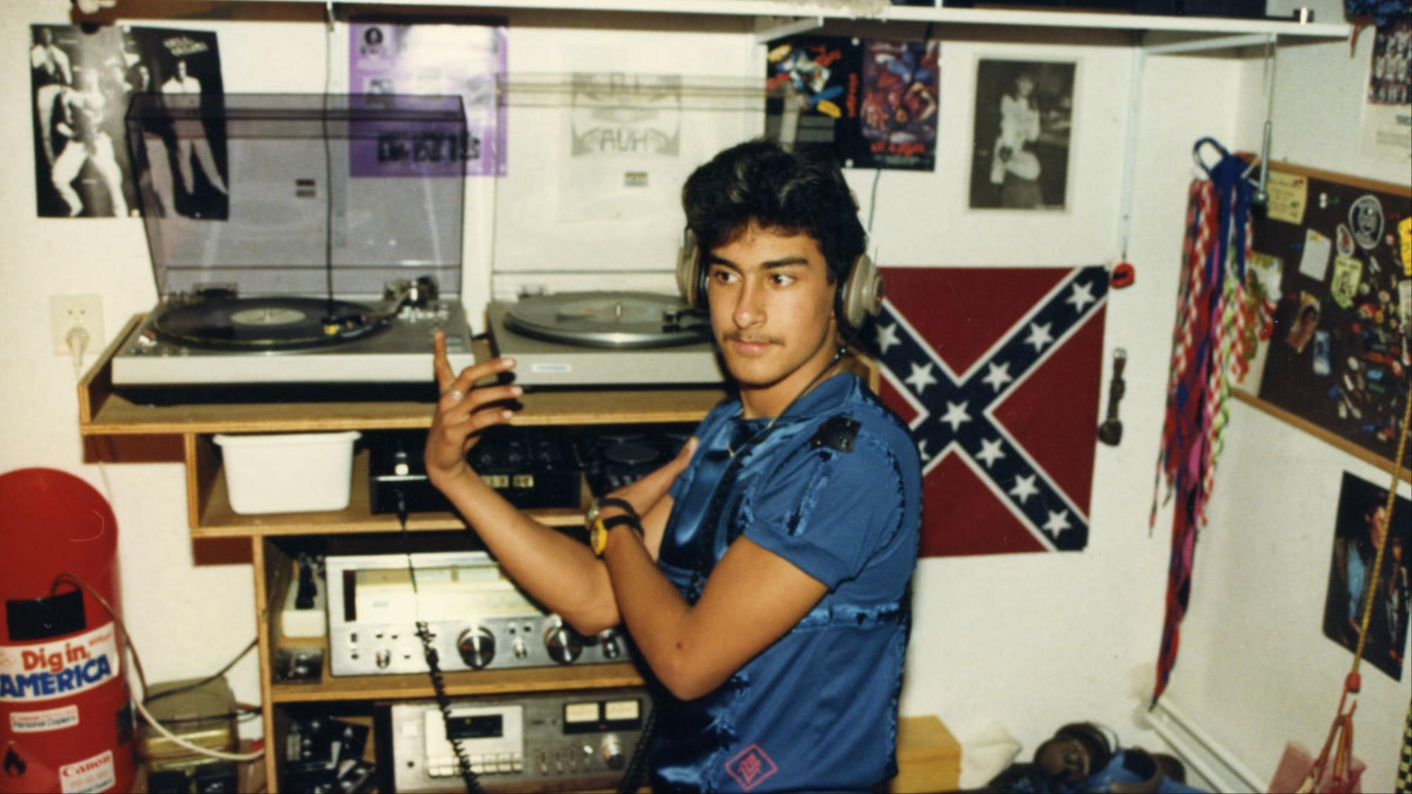 Old school photos of house music legend armand van helden for Classic house songs 2000