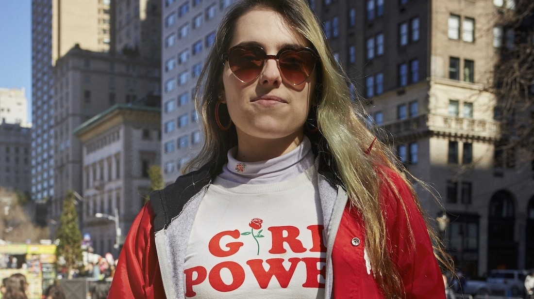 portraits of new york city strikers on international women's day