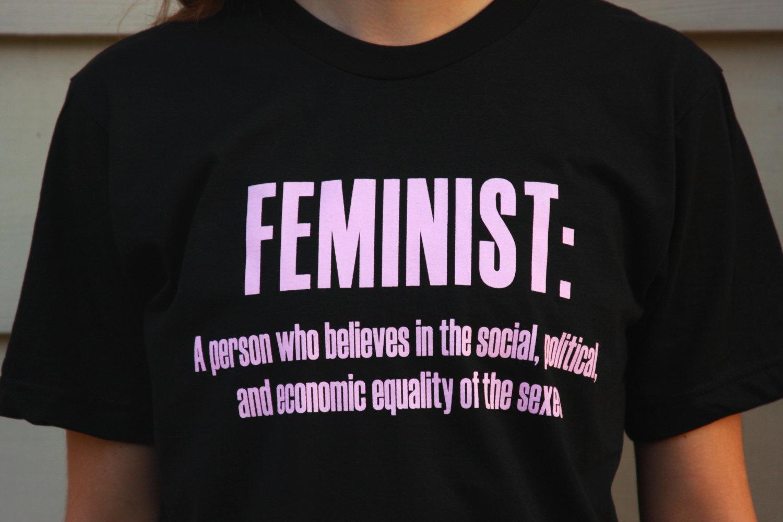 Feminism T-Shirt Patriarchy Equality Ladies Women Top Feminist T Shirt
