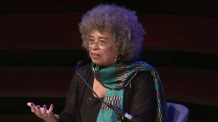 takeaways from angela davis at wow festival
