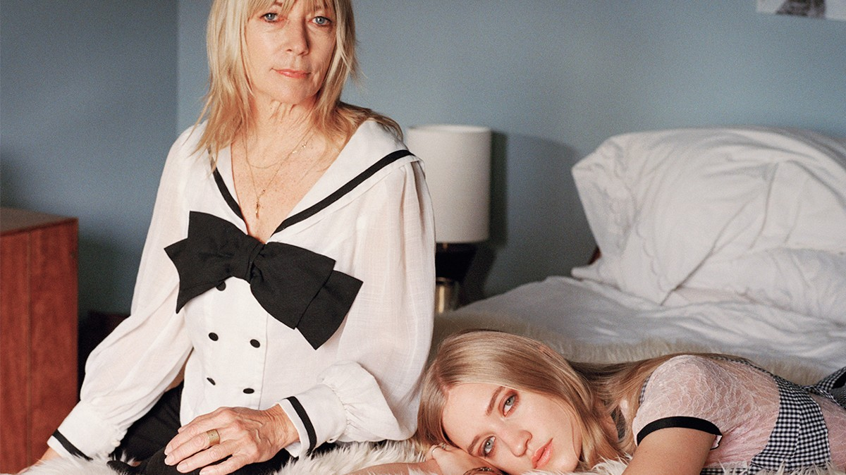 kim gordon and daughter coco discuss their relationship