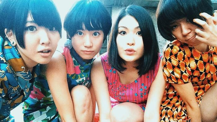 otoboke beaver, the all-female japanese punk band named after a love hotel