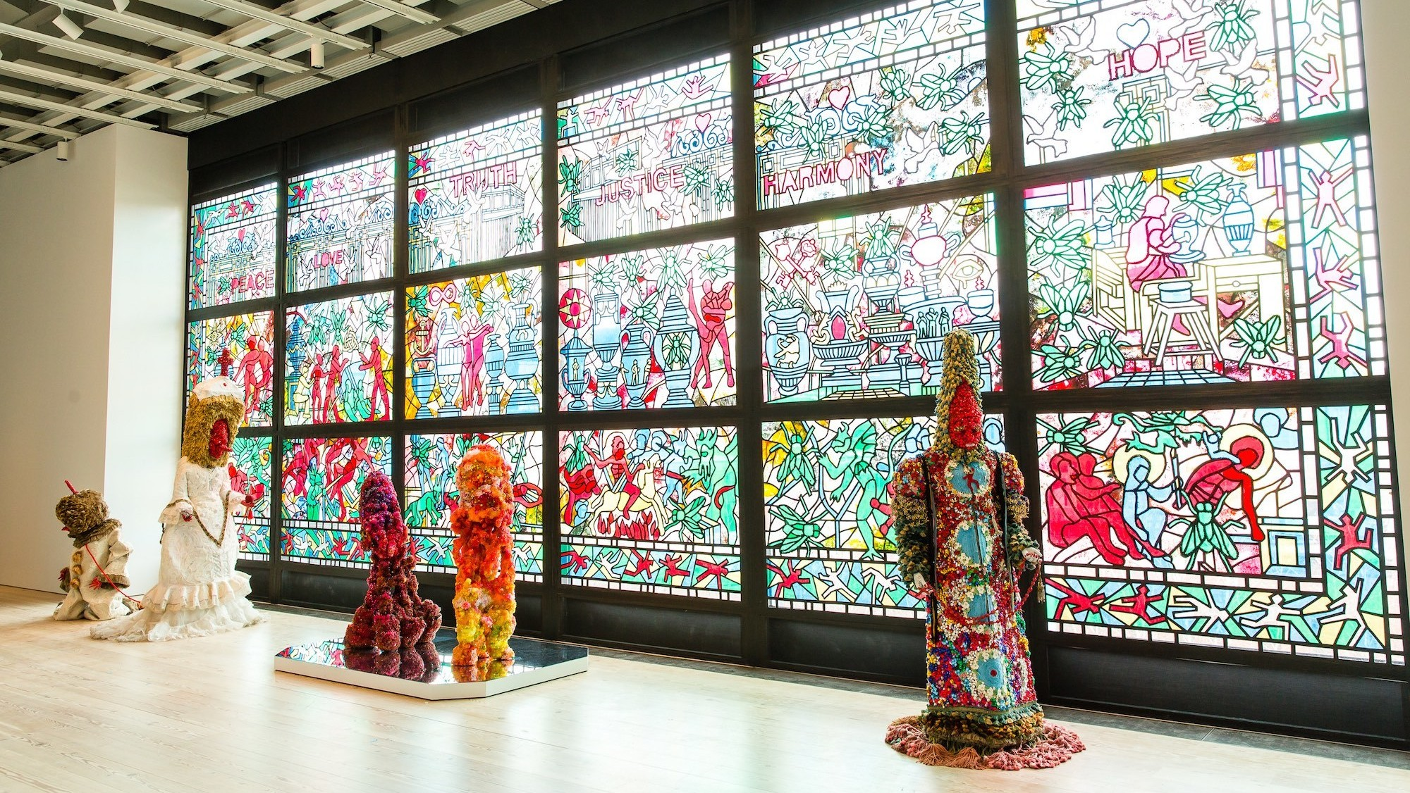 7 things you can't miss at the 2017 whitney biennial