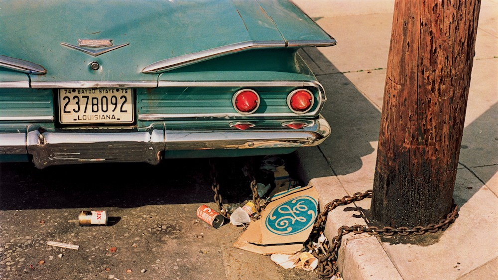 lessons from william eggleston about william eggleston