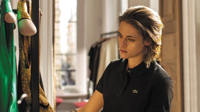 the spiritual inspirations behind 'personal shopper'