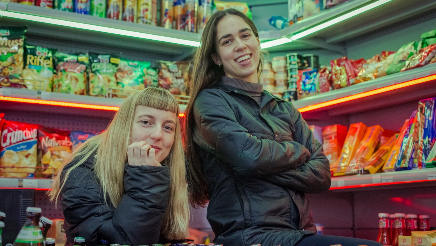 ice cool norwegian duo smerz talk feeling blessed, thrilled and gender fluid