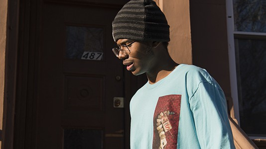 supreme joins forces with artist mike hill for their new collection