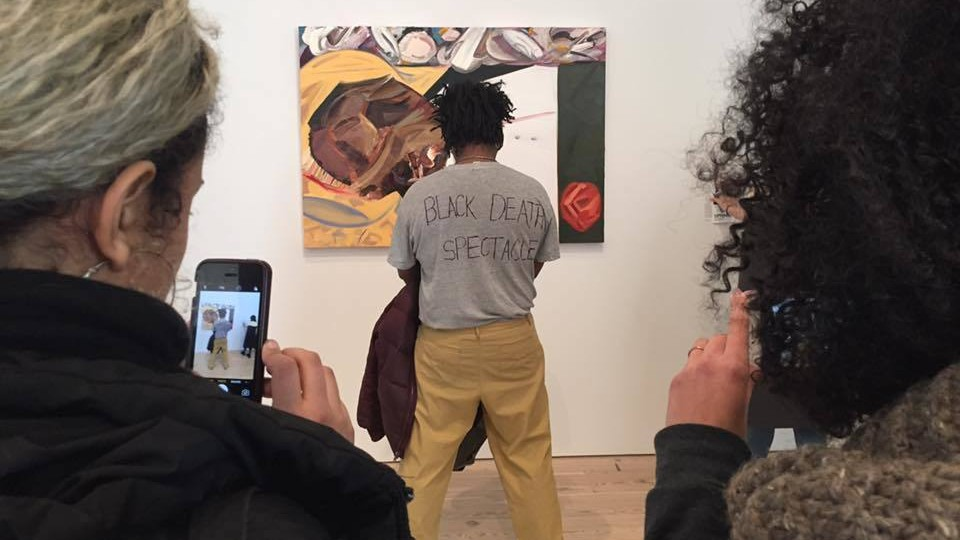 a timeline of the dana schutz emmett till painting controversy