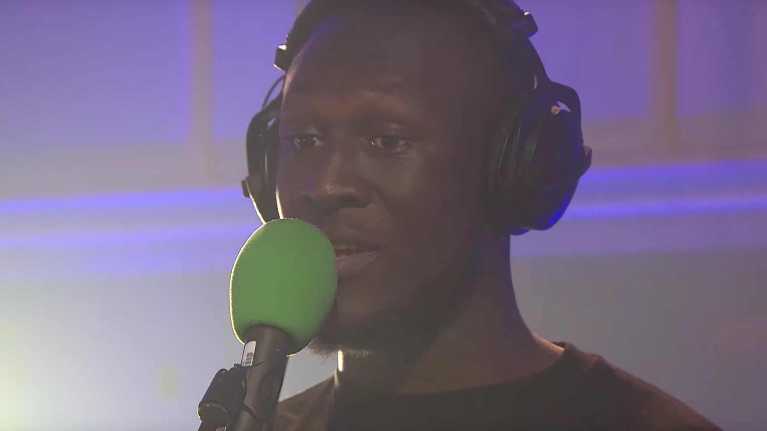 watch stormzy cover frank ocean's godspeed in the live lounge