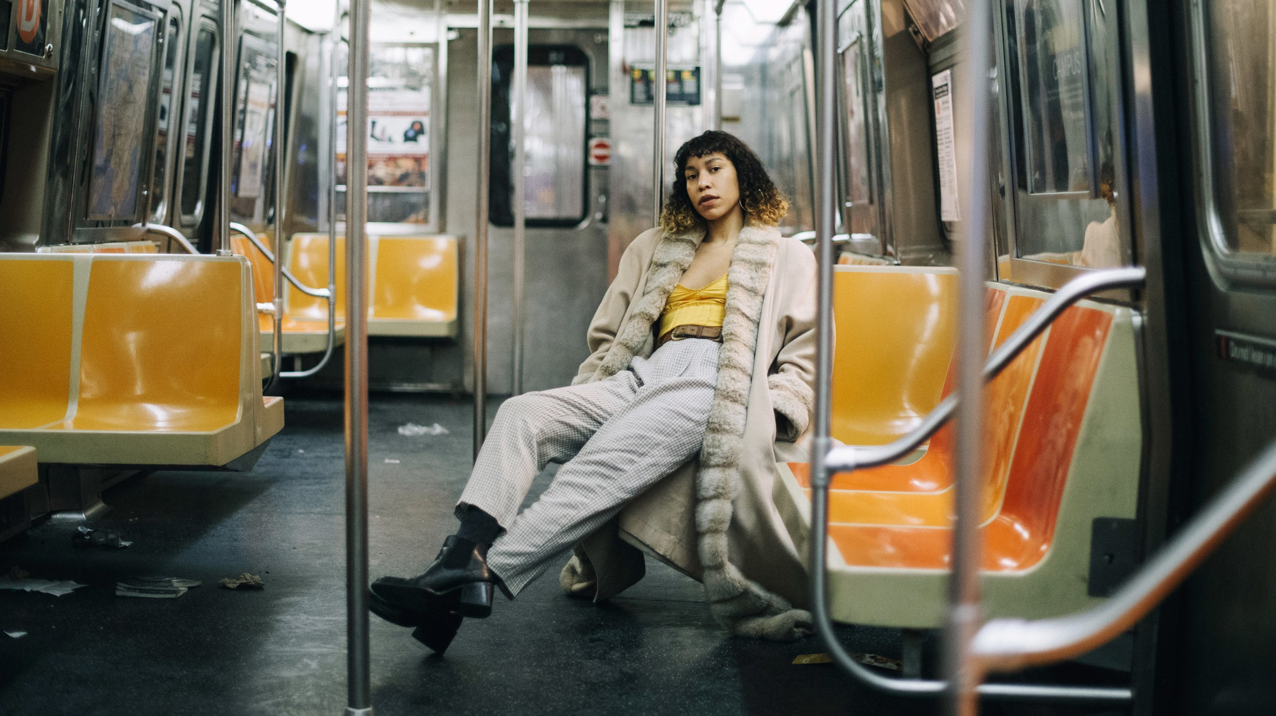 charlotte dos santos: music to... morning commute