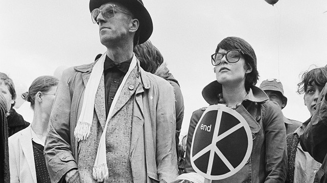 people power: fighting for peace charts the evolution of the anti-war movement