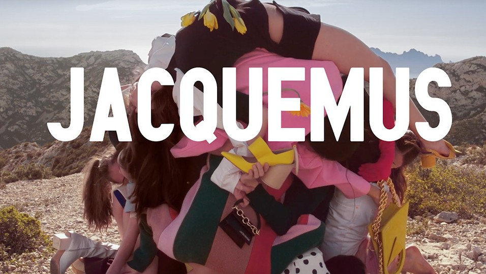 jacquemus announces exhibition, catwalk and book project marseille je t'aime