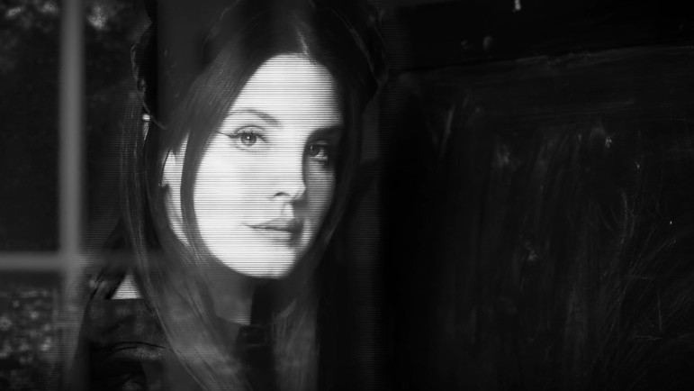 lana del rey reflects on the state of the world in new record trailer, 'lust for life'