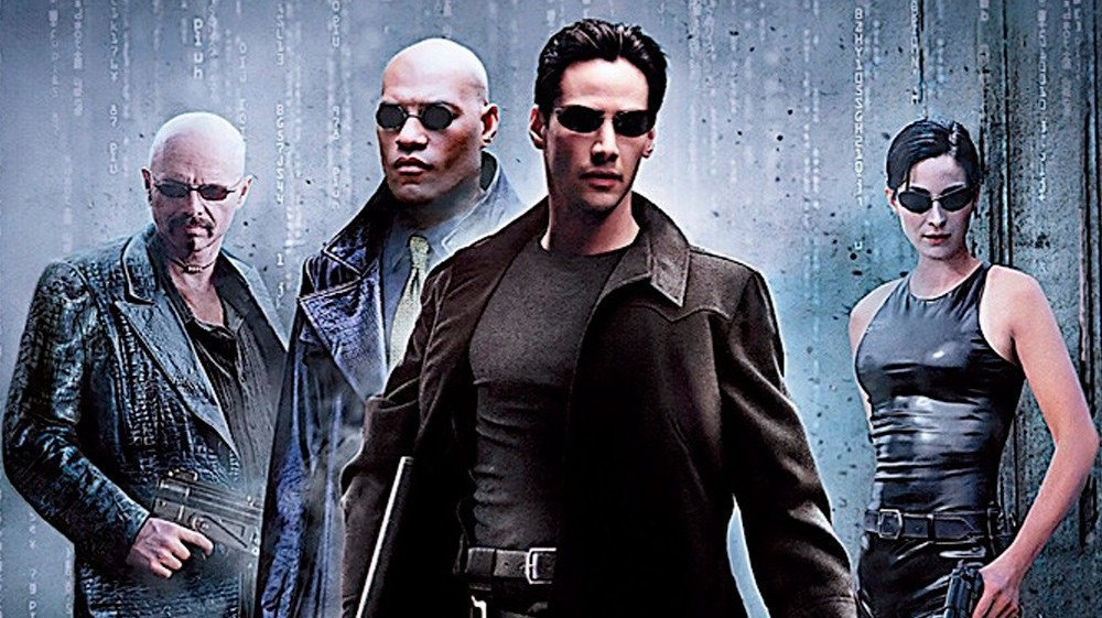 the enduring appeal of 'the matrix's sci-fi fashion