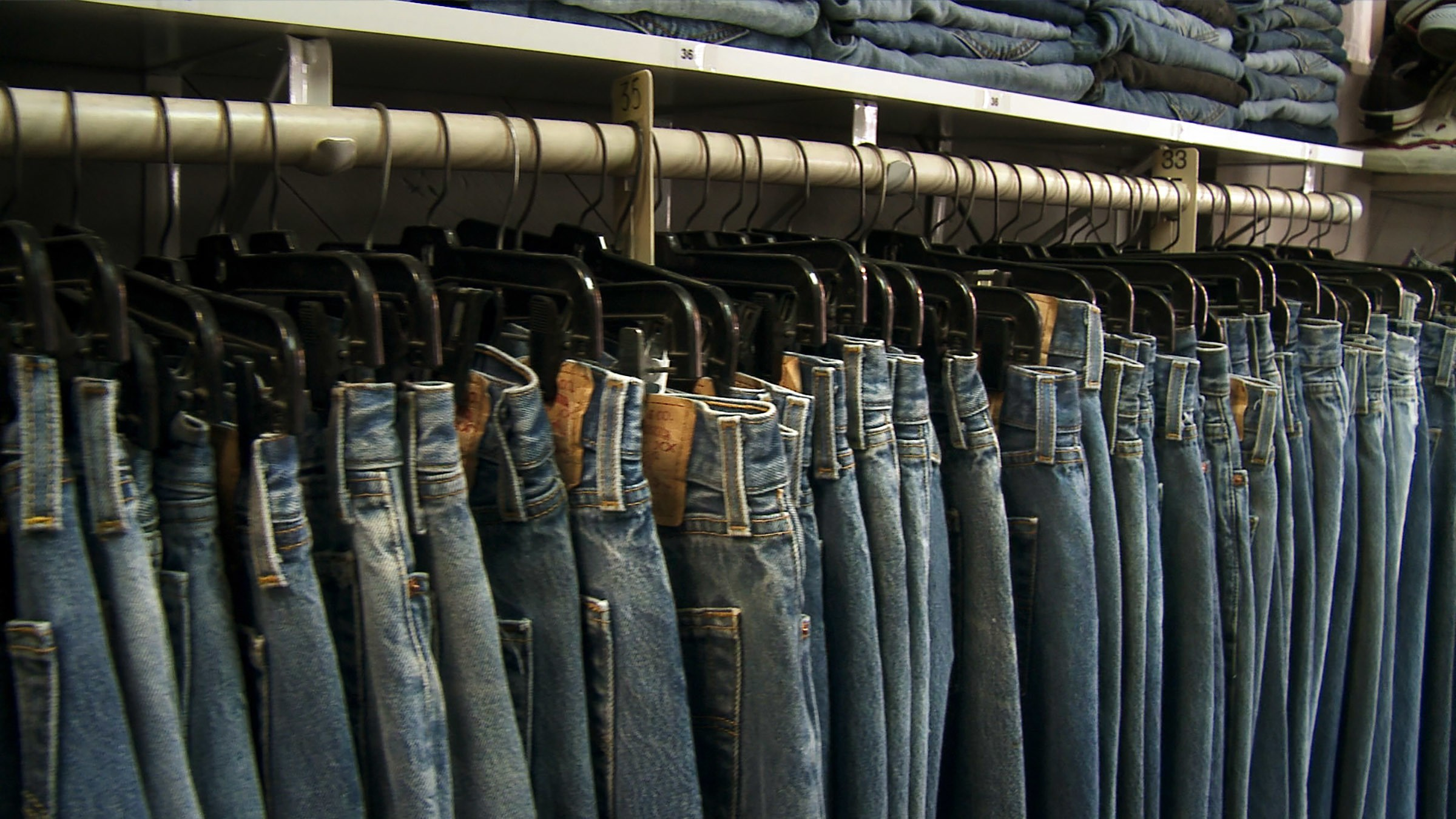 the new documentary charting denim's legacy, from the gold rush to calvin klein