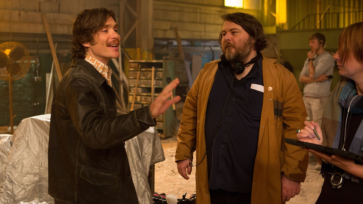 director ben wheatley on working with martin scorsese for his latest film, 'free fire'