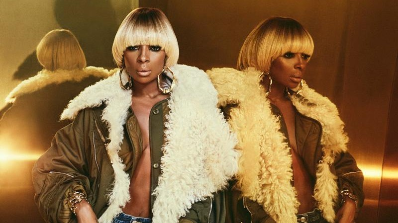 mary j. blige and kanye west want you to love yourself in new song