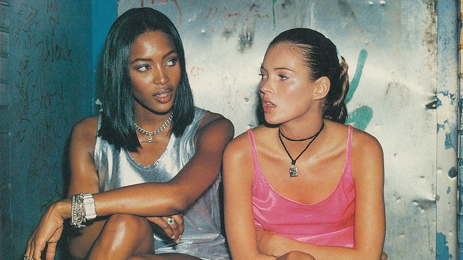 why we're celebrating supermodels this week